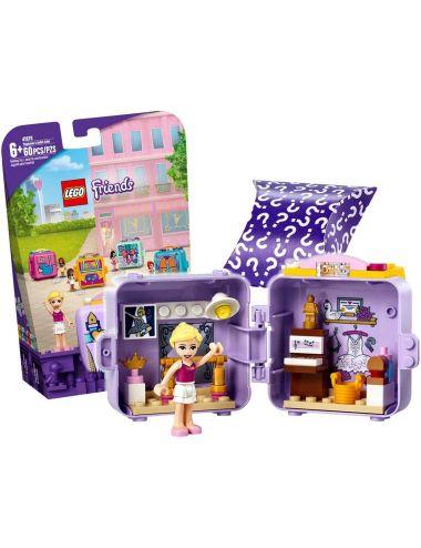 LEGO Friends Baletowa Kostka Stephanie Klocki 41670