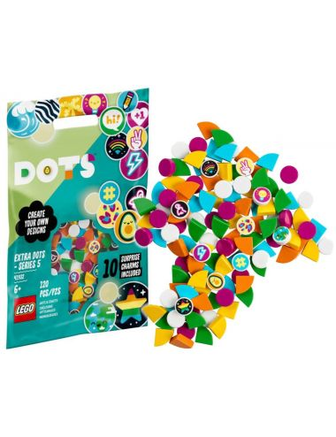 LEGO Dots Dodatki Seria 5 DOTS 41932
