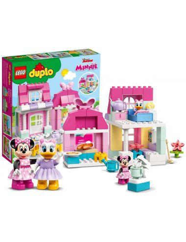 LEGO Duplo Dom i Kawiarnia Minnie Disney 10942