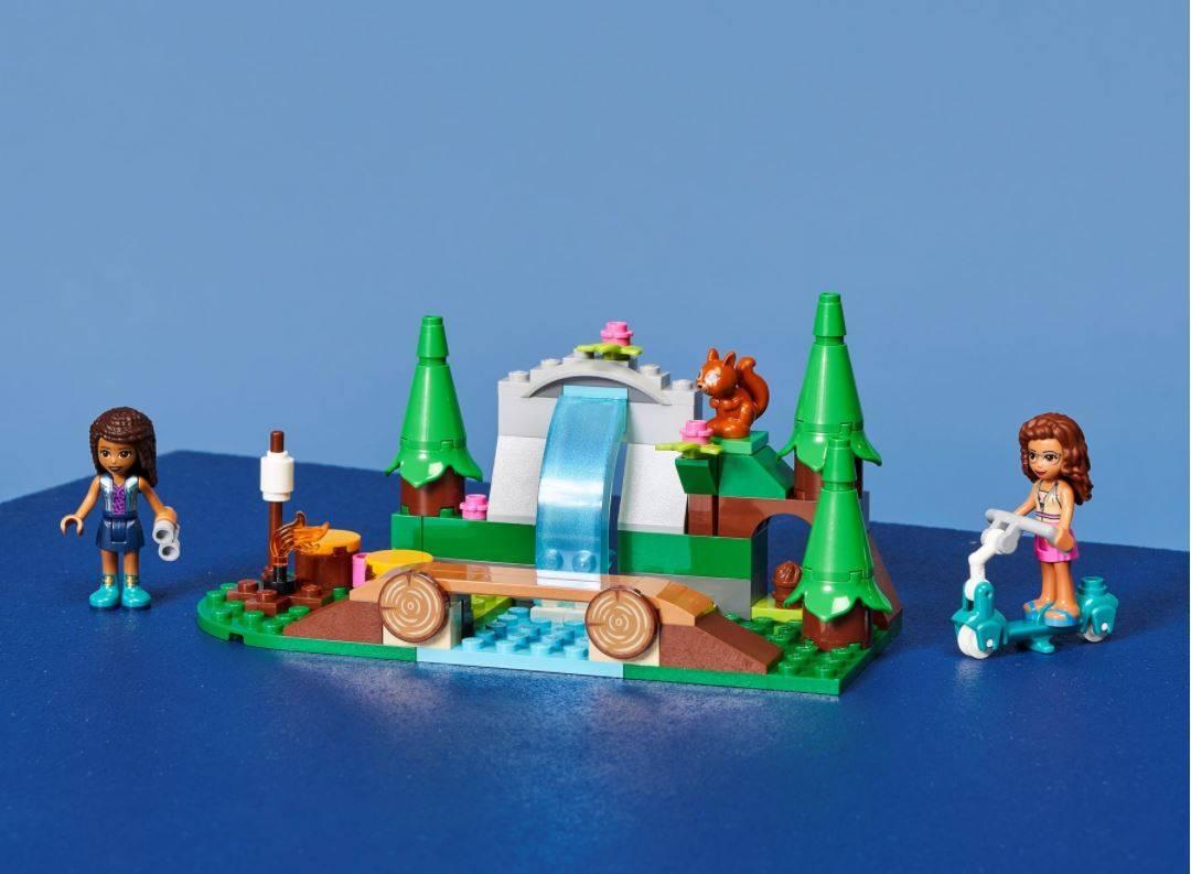 LEGO Friends Lesny Wodospad 41677