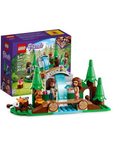 LEGO Friends Leśny Wodospad Klocki 41677
