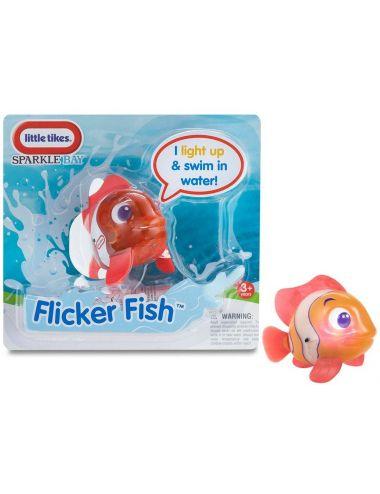 LITTLE TIKES Pływająca Rybka Flicker Fish Czerwona