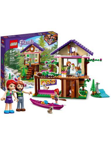 LEGO Friends Leśny Domek Klocki 41679