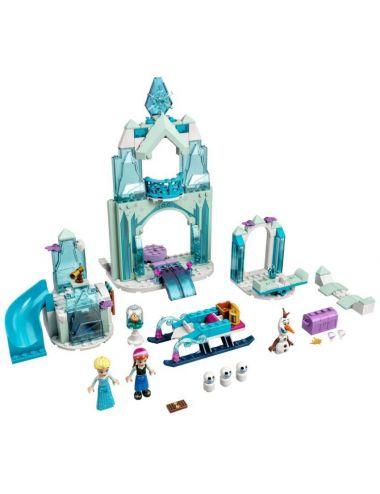 LEGO Disney Lodowa Kraina Czarów Anny i Elsy Frozen 43194
