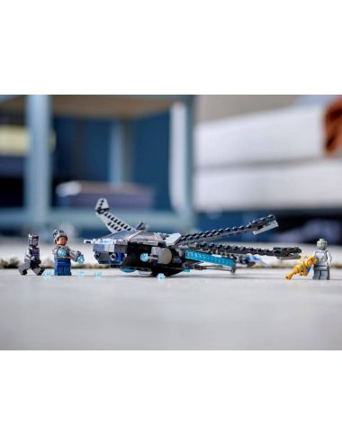 LEGO Marvel Helikopter Czarnej Pantery Super Heroes 76186