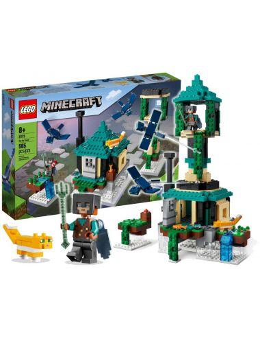 LEGO MINECRAFT Podniebna Wieża Klocki 21173