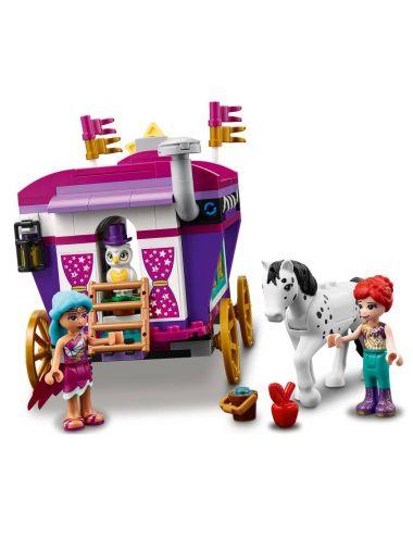 LEGO Friends Magiczny Wóz Klocki 41688