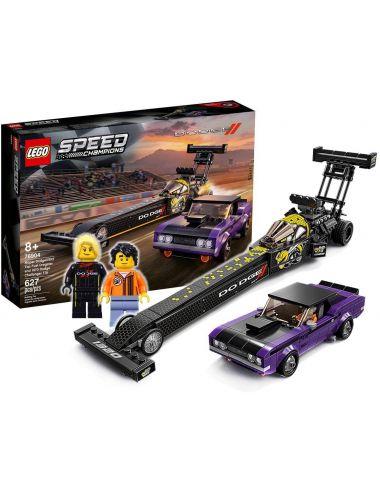 LEGO Speed Champions Mopar Dodge Dragster i Dodge Challenger 76904