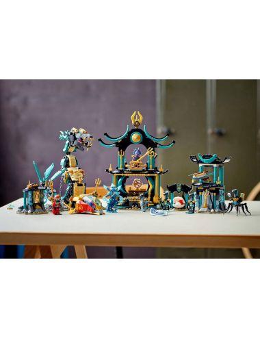 LEGO NINJAGO Świątynia Bezkresnego Morza Klocki 71755