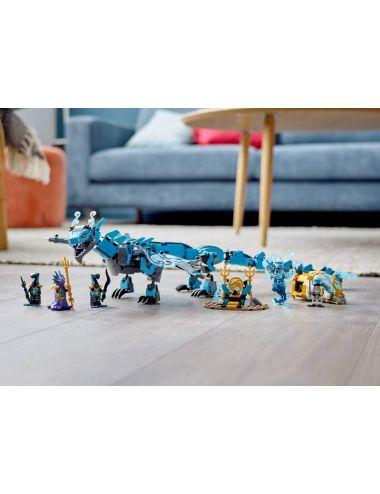 LEGO NINJAGO Smok Wodny Klocki 71754