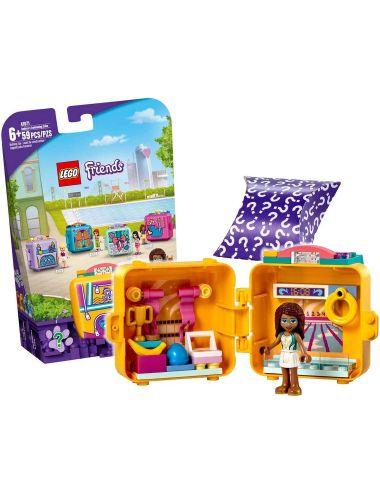 LEGO Friends Pływacka Kostka Andrei Klocki 41671