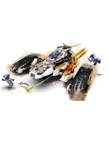 LEGO NINJAGO Pojazd Ultradźwiękowy Klocki 71739