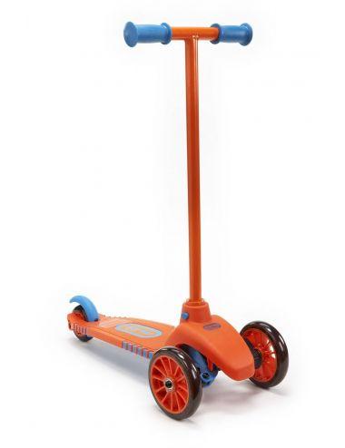 Little Tikes Hulajnoga Trójkołowa Pomarańczowo-niebieska
