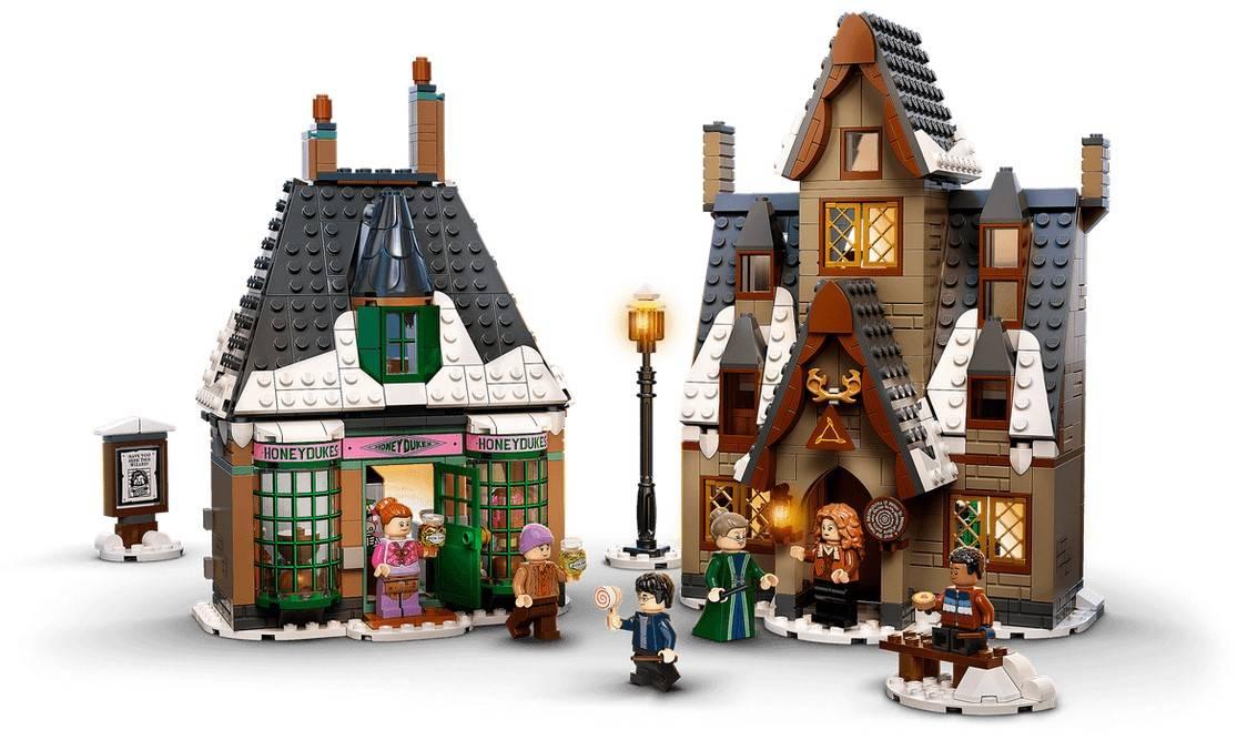 LEGO HARRY POTTER Wizyta w wiosce horsmeade 76388