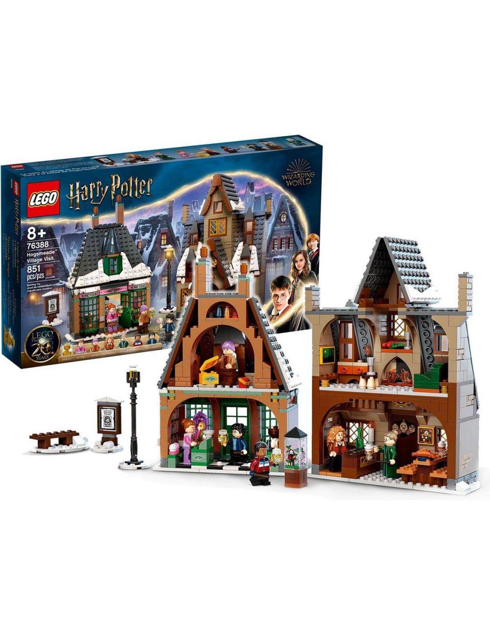 LEGO Harry Potter Wizyta w Wiosce Hogsmeade Klocki 76388