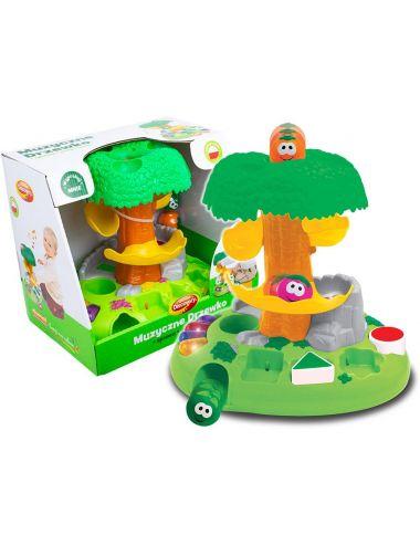 Dumel Discovery Muzyczne Drzewko Zabawka Interaktywna 37952