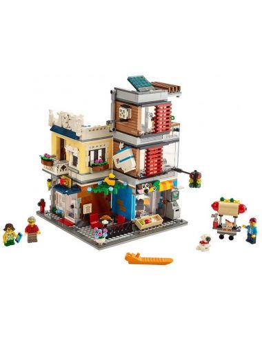 LEGO Creator Sklep Zoologiczny i Kawiarenka 3w1 31097