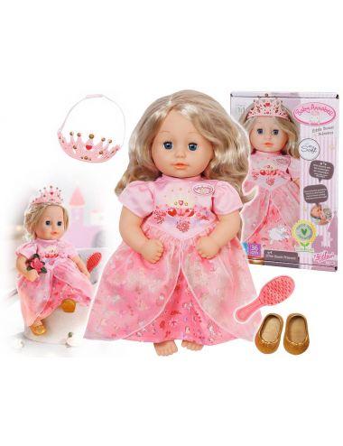 Baby Annabell Mała Urocza Księżniczka 36cm 703984
