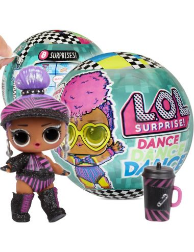 LOL Surprise Dance Dance Dance Kula Laleczka 117902