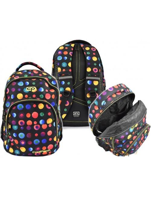 Coolpack BASIC plecak szkolny młodzieżowy 69137CP