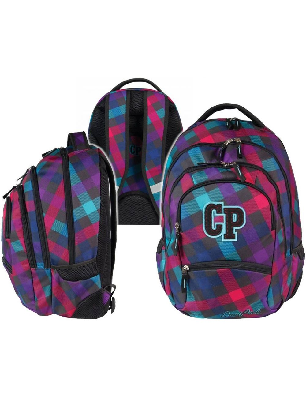 Coolpack College Electra 161 plecak szkolny