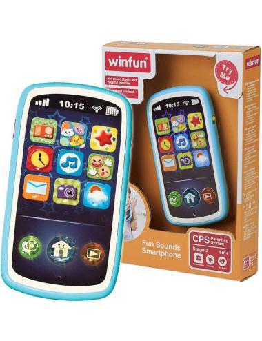 Smily Play Smartfon z Nagrywaniem 0740