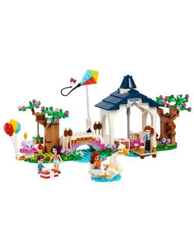LEGO Friends Park w Mieście Heartlake Klocki 41447
