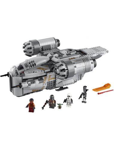 LEGO Star Wars Transportowiec Łowcy Nagród z serialu Mandalorian 75292