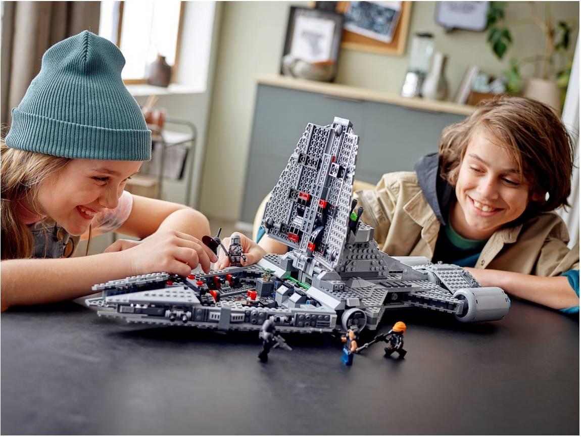 LEGO Star Wars Imperialny Lekki Krazownik 75315