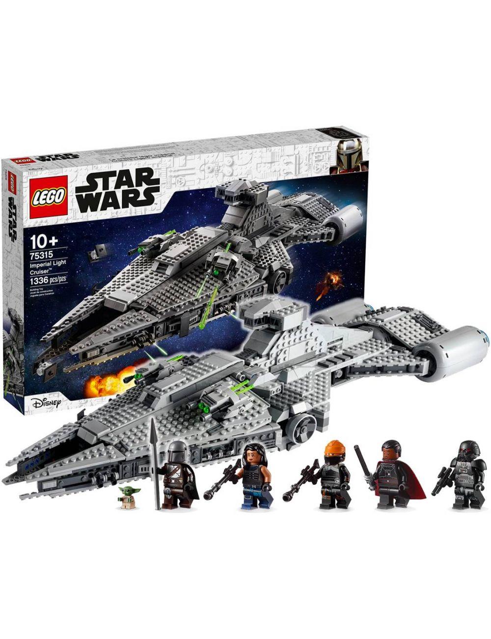 LEGO Star Wars Imperialny Lekki Krążownik Klocki 75315