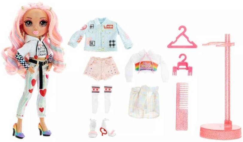 Rainbow High Kia Hart Lalka Modowa Edycja Limitowana 422792