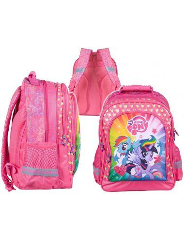 St.Majewski Plecak Szkolny My Little Pony 0919