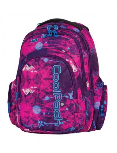 CoolPack Plecak Szkolny Spark Purple Desert 61377CP