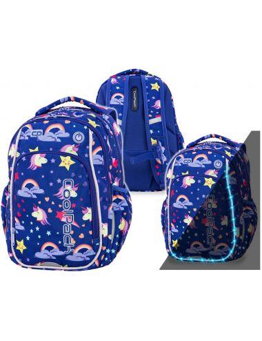CoolPack Plecak Szkolny Młodzieżowy Strike S Unicorns A18208
