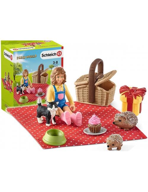 Schleich 42426 urodzinowy piknik