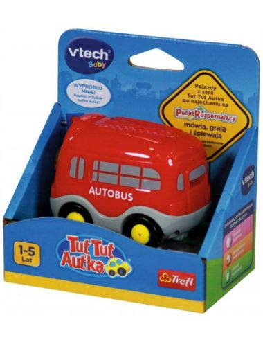 VTECH tut tut autko autobus 60806