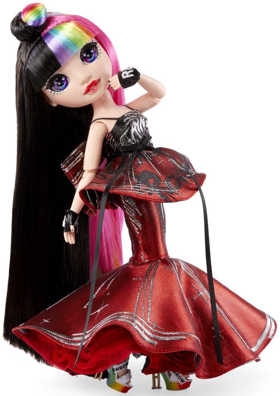 Rainbow High Jett Dawson Collector Doll Lalka Kolekcjonerska 576716