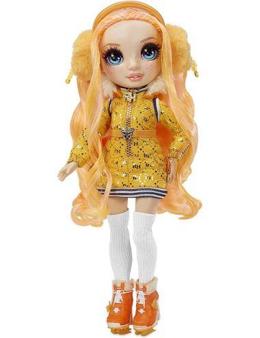 Rainbow High Poppy Rowan Lalka Modowa Winter Break 574767