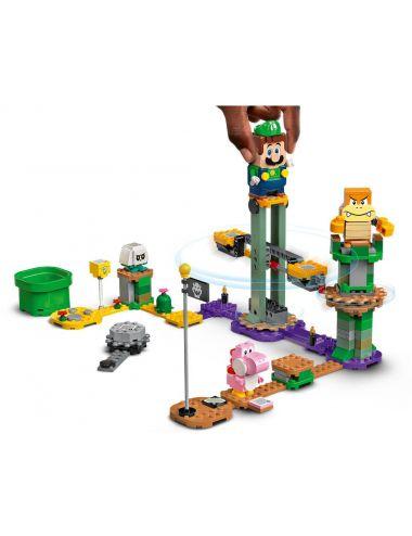 LEGO Super Mario Przygody z Luigim Zestaw Startowy Klocki 71387