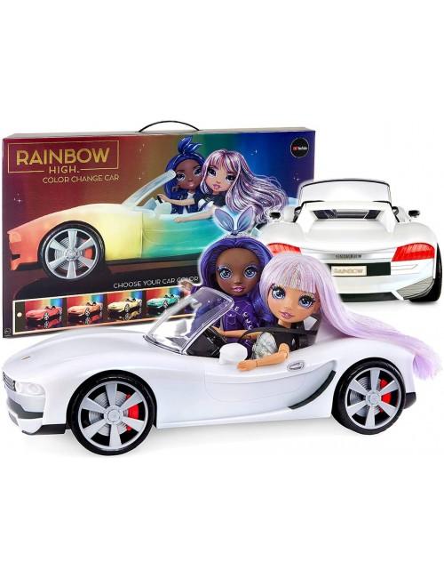 Rainbow High Color Change Car Samochód Zmieniający Kolor 574316