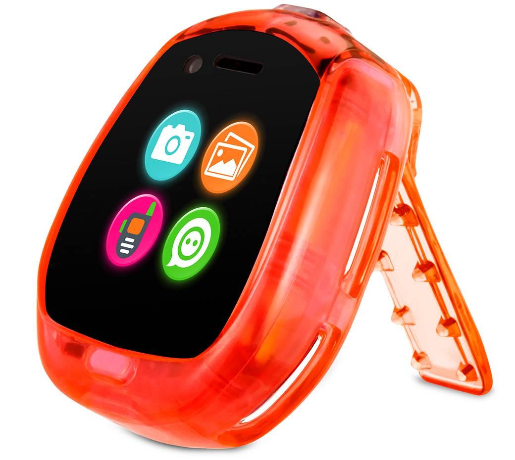 Tobi2 Smartwatch Zegarek czerwony 657573