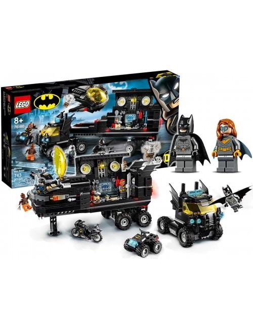 LEGO Batman Mobilna Baza Batmana Zestaw Klocki 76160
