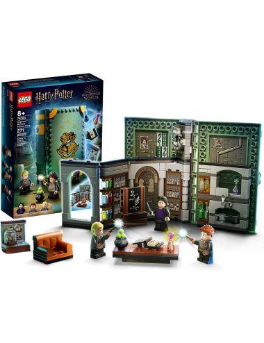 LEGO HARRY POTTER Chwile z Hogwartu: zajęcia z eliksirów 76383