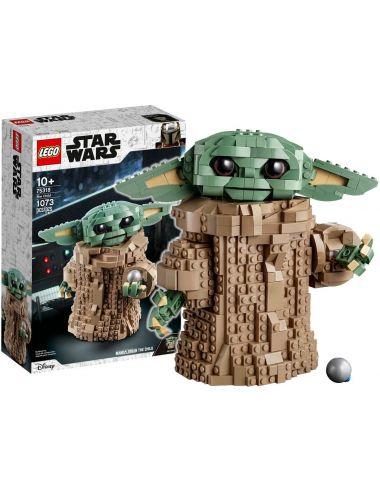 LEGO Star Wars Mandalorian The Child Dziecko 75318