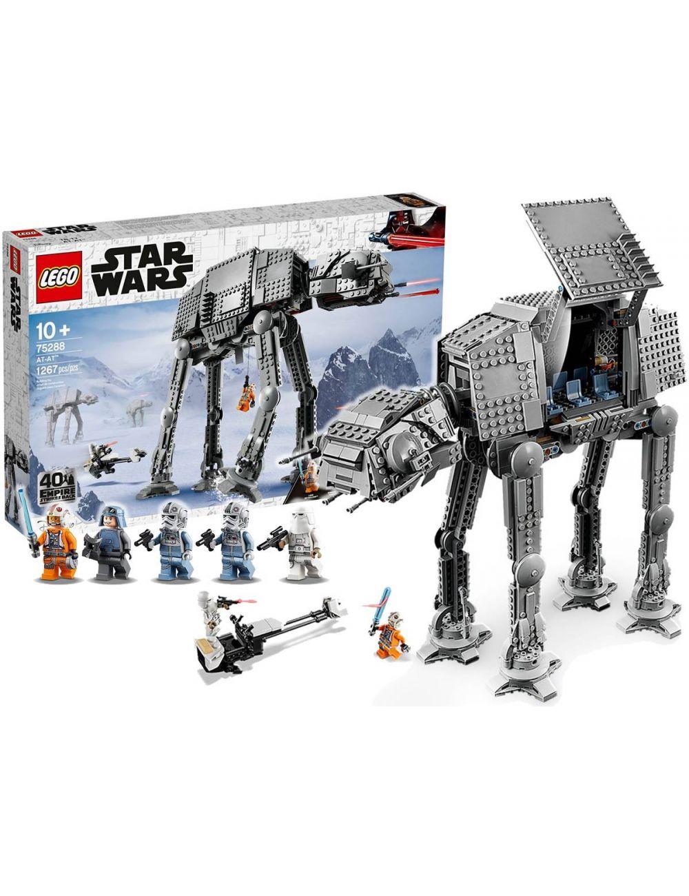 LEGO Star Wars AT-AT Zestaw Klocki 75288