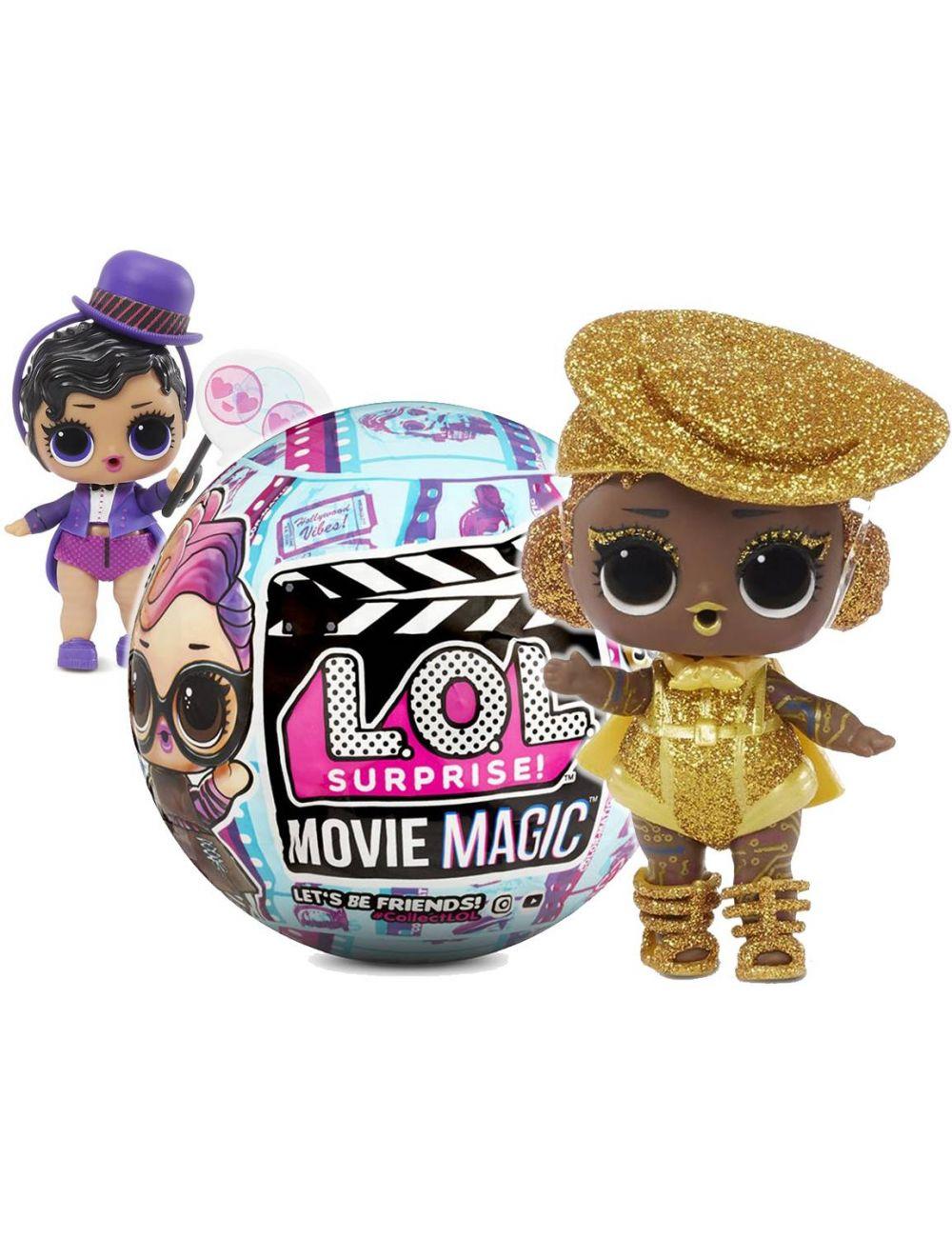 LOL Surprise Movie Magic Laleczka 576471