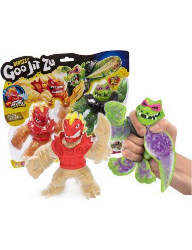 GOO JIT ZU Figurki Blazagon vs Rock Jaw Seria 2 GOJ41053