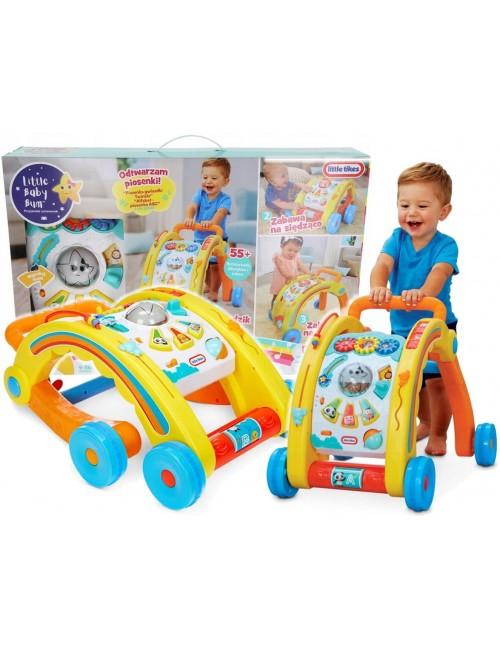 Little Tikes Baby Bum Chodzik Interaktywny 3w1 Projektor 652547