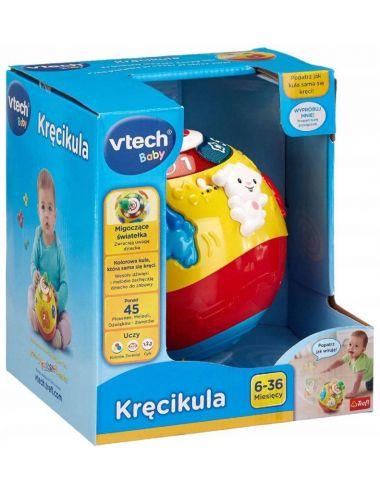 vTech Kręcikula Interaktywna do Raczkowania 61075