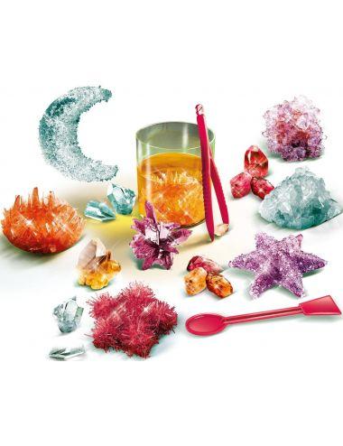 Clementoni Stwórz Własne Kryształy Naukowa Zabawa 50069